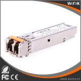 Kompatibler 2.5g CWDM SFP optischer Lautsprecherempfänger 1570nm 80km mit Qualität