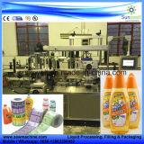 Máquina de etiquetado lateral doble