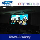 HD Vertoning van binnen Volledige LEIDEN van het Kabinet van het Aluminium van de Kleur P4 de Gietende /Moving van het Stadium