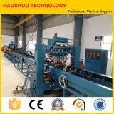 Linha de produção inteiramente automática da aleta do radiador do transformador