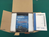 青いMPPT 150/70の太陽電池の充電器の調整装置70A