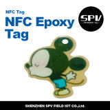 ISO14443A 13,56 impermeable programable Ntag213 Nfc Epoxi Tag