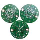 緑マスクFr4 PCBのボードの印刷
