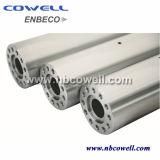 Einzelner Schrauben-Zylinder für aufbereitende Zeile