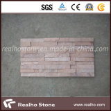 Natural cinese Yellow/Rusty/Pink Slate Tiles per Wall/Roof Tile