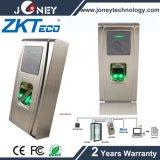 Sistema impermeável do controlo de acessos da impressão digital do fornecedor de IP68 China