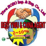 Agente comprando dos artigos do partido de Halloween do mercado de China Yiwu (H110)