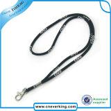 Promueva cordón reflectante de seguridad de alta calidad con gancho de metal