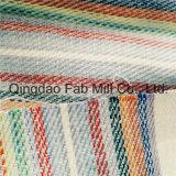 Tela de linho listrada bonita e elegante (QF16-2502)