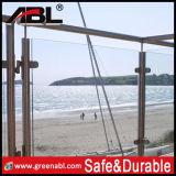 Railing/поручень/Baluster самого лучшего Stand-off нержавеющей стали надувательства стеклянный (DD120)