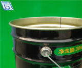 Industrial Chemical Use, Oil 및 Paint Packing를 위한 25L Metal Bucket