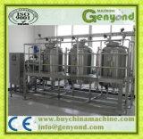 Milch, Saft, Reinigungs-System des Getränkcip