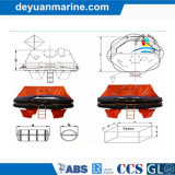 10 de werpen-Overboord Opblaasbare Reddingsboot van de mens