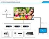 Parete dell'affissione a cristalli liquidi di pollice stretto LED dell'incastronatura 55 video con l'alta qualità (MW-551VW)