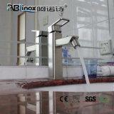 Robinet à levier unique Ab019 de mélangeur de bassin de salle de bains de Rejustable