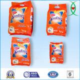 Polvo del detergente de lavadero de Sunfree que se lava