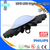 セリウムRoHSとのIP65 200W UFO LED Low Bay Lighting