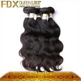 Выдвижение волос способа вводит человеческие волосы в моду китайца объемной волны