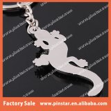 Metall Car Keyring Animal Imitation Gecko Key Holder Manufacturer in China
