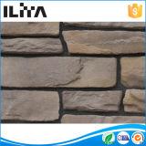 文化石塀のタイルの建築材料の人工的な石(YLD-70026)