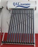 De compacte Verwarmer van het Water van de Druk van de Pijp van de Hitte Zonne