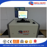 Gepäck- und Paketinspektion Fertigung des Hotelgebrauch x-Strahl Gepäck-Scanners AT5030C