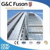 Panneaux en aluminium de mur rideau d'usine de Guangzhou