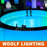 최신 판매 LED 원탁/바 카운터