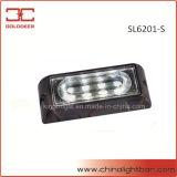 Indicatore luminoso d'avvertimento dello stroboscopio bianco del faro LED (SL6201-S)