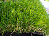 Soccer PlayersのためのFibrillated Yarn Professional Artificial Grass
