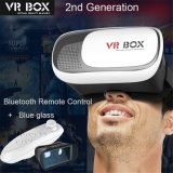 Auriculares 3D Glasses Adjust de Vr Box Virtual Reality para o iPhone, Samsung 4.7~6inch Movie e Game Play