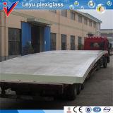 Het Dikke AcrylBlad van de douane met Ingevoerd Materiaal