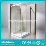 Baracca impermeabile di alluminio dell'acquazzone della barra del hardware dell'acciaio inossidabile del portello scorrevole (SE615C)