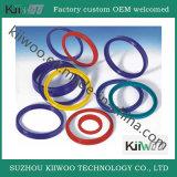 Beste verkaufende bunte Silikon-Gummi-Ring-Großhandelsdichtungen