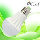 CE Approved 80ra A60 E27 DEL Bulb Light 8W