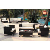 Im Freiengarten-Rattan-stapelbares Sofa stellte ein (WS-15592)