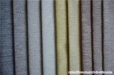 Tessuto di tela del sofà della tappezzeria di Linenette del poliestere