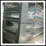 Cage de batterie de poulet de couche de matériel de ferme avicole à vendre