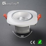 China Factory COB LED Downlight 5W / 10W LED Light Garantie de 3 ans