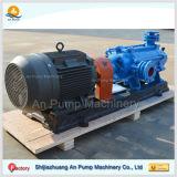 Pompe auxiliaire de gavage à plusieurs étages centrifuge horizontale à haute pression