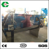 Horizontal de la cinta homogeneizador de palas máquina mezcladora