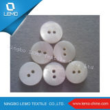 Flatback Style와 Round Shape Natural Shell Buttons