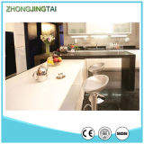 Crystal popolare White Quartz Stone per Fashion Kitchen