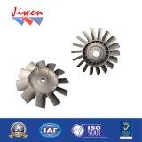 De Bladen van de turbine van het Afgietsel van de Matrijs van het Aluminium verschepen Delen