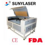 Гравировальный станок 1000*800mm лазера быстрой скорости деревянный