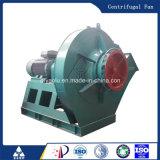 Ventilador centrífugo de alto desempenho e ventilação Ventilador centrífugo de exaustão de pó