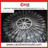 Plastikwegwerfeiscreme-Löffel-Form in China