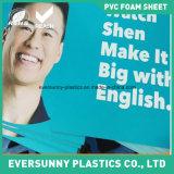 Screen Printing를 위한 Quality 높은 PVC Free Foam Sheet
