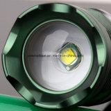 Endstück-Schalter-Taschenlampe mit Cer, RoHS, MSDS, ISO, SGS
