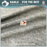 Il cotone di RPET ricicla il tessuto di lavoro a maglia per la maglietta